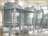 Liquid Soap | Shampoo Making Equipments
